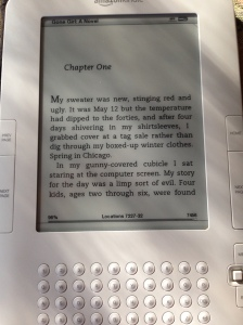 Gone Girl: A Novel on Kindle