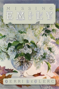 Lilacs painted by Donna Green for Missing Emily